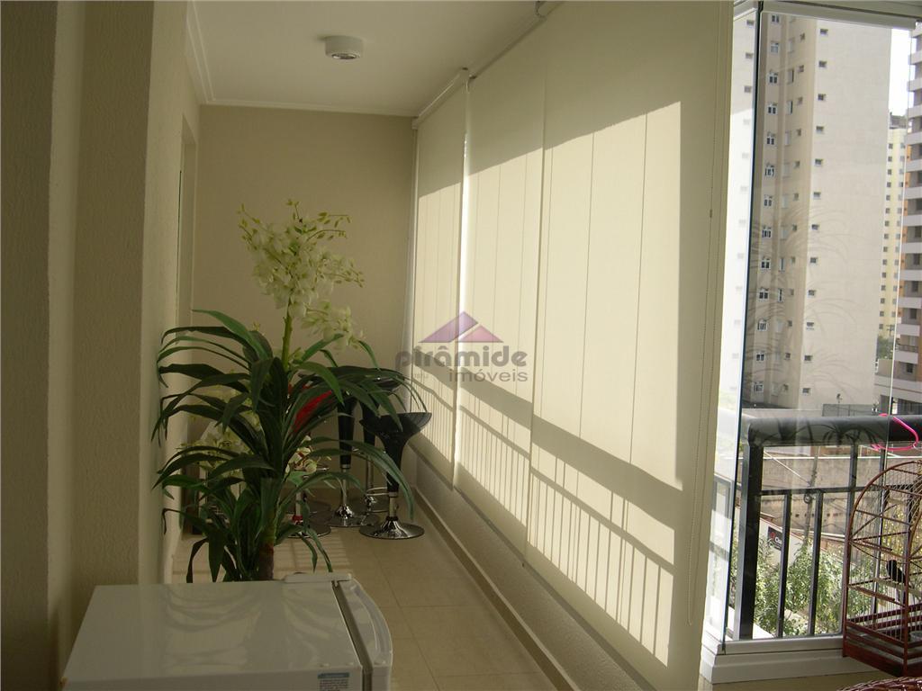 Apartamento Residencial à venda, Parque Residencial Aquarius, São José dos Campos - AP4077.