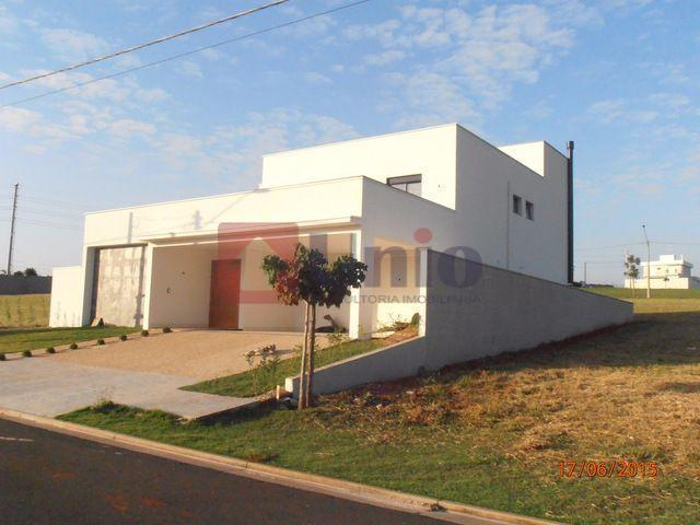 Casa residencial à venda, Alphaville Piracicaba, Piracicaba.