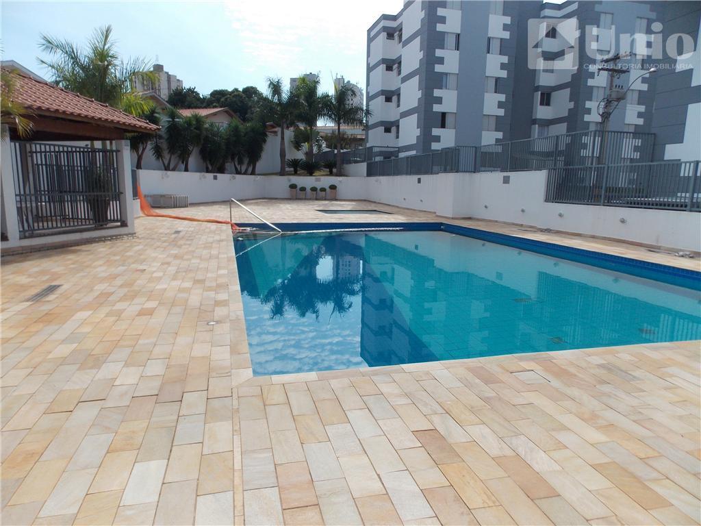 Apartamento Spazio Montebelo à venda, Jardim Elite, Piracicaba.