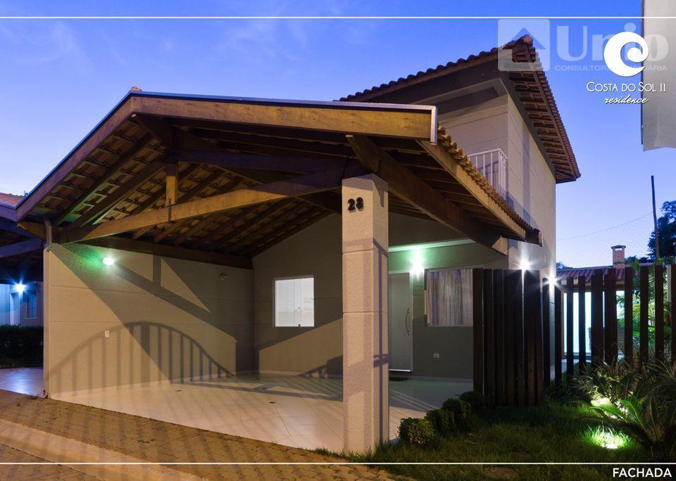 Casa residencial para venda e locação, Loteamento São Francisco, Piracicaba.