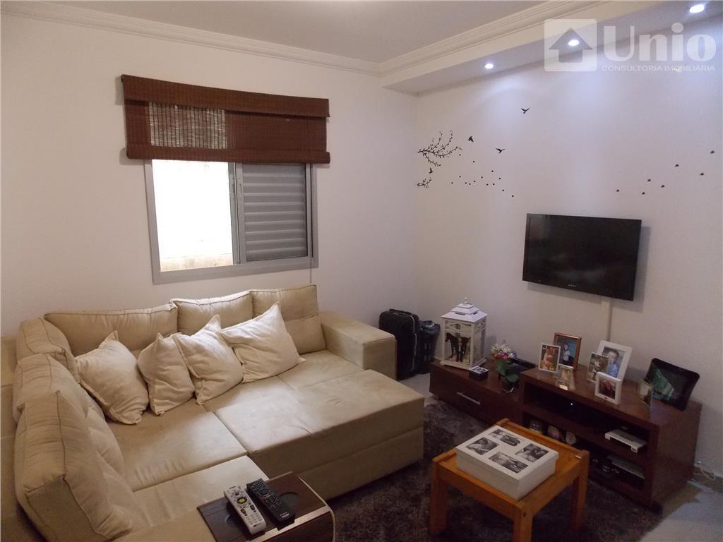 Apartamento Del Giardino I, à venda, Dois Córregos, Piracicaba.