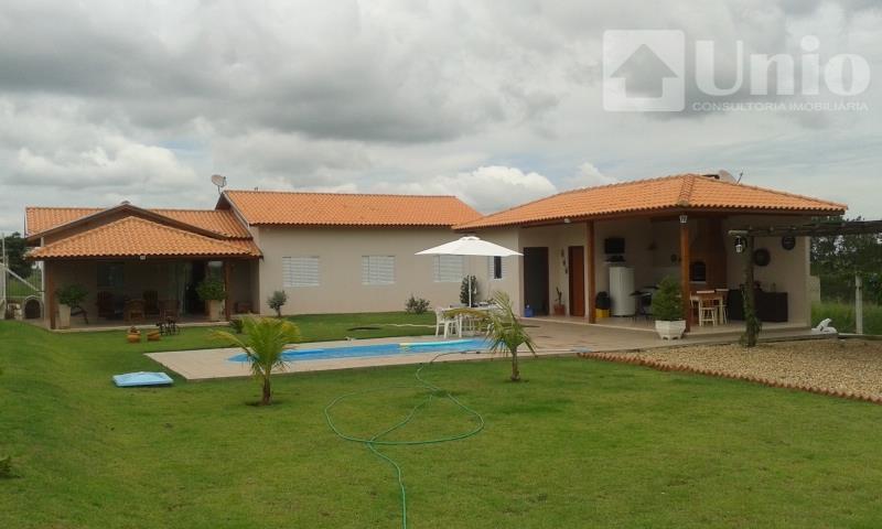 Chácara residencial à venda, Condominio Recanto das Águas, São Pedro - CH0016.