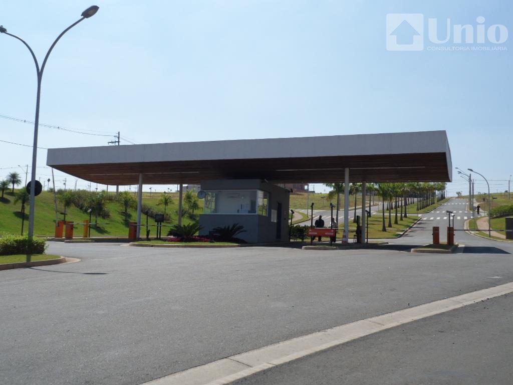 Terreno residencial à venda, Alphaville, Piracicaba.