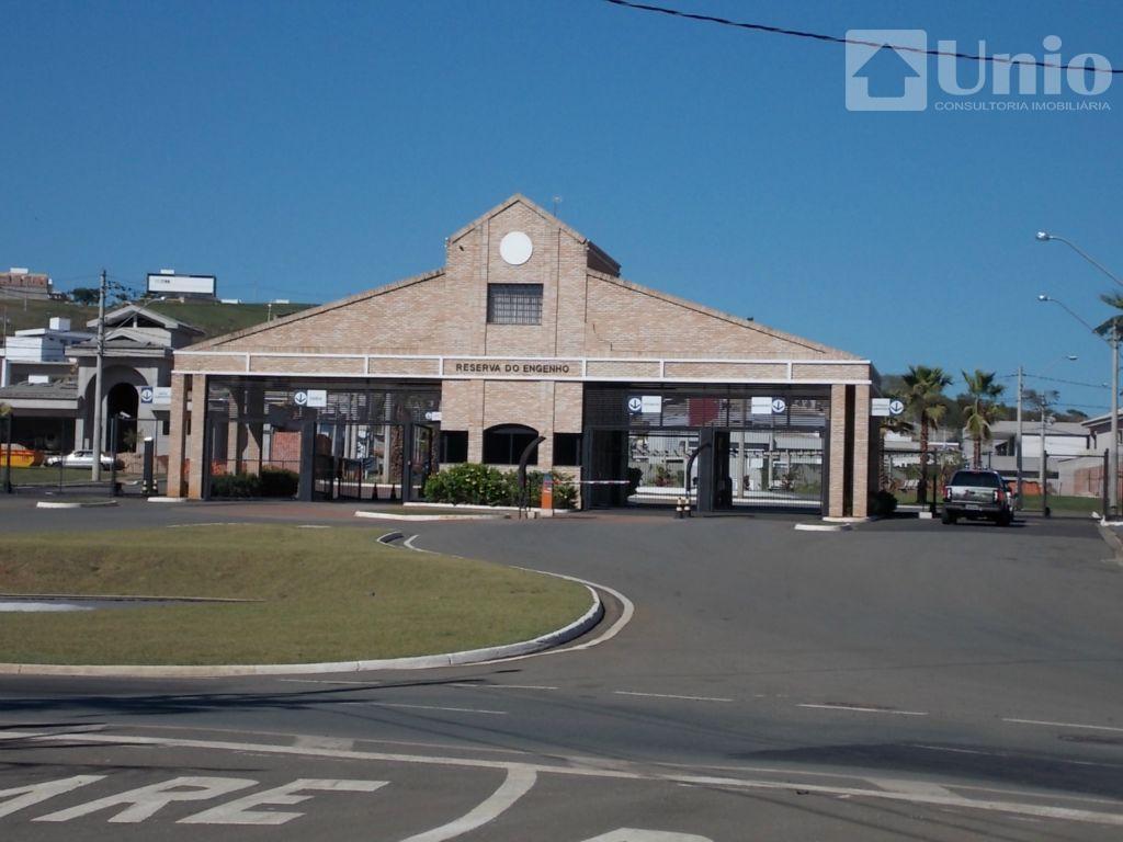 Terreno residencial à venda, Condominio Residencial Reserva do Engenho, Piracicaba.