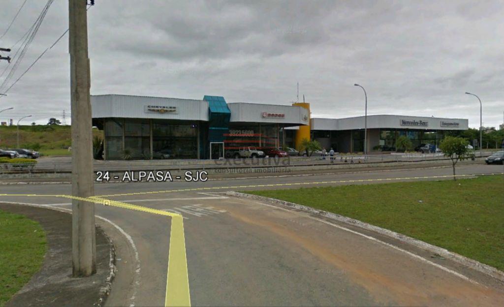 Prédio comercial para locação, Parque Residencial Aquarius, São José dos Campos.