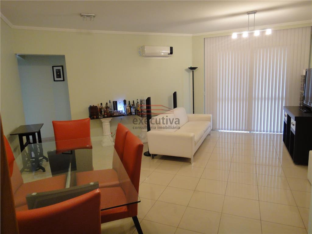 Apartamento residencial à venda, Parque Residencial Aquarius, São José dos Campos.