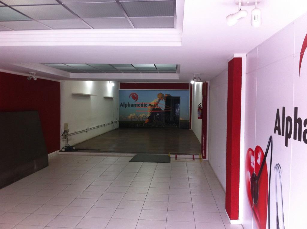 Ponto comercial 220 m2 para locação, Centro, São José dos Campos.