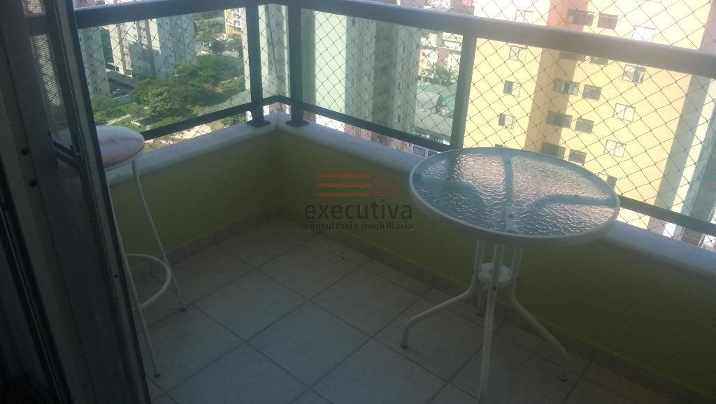 Apartamento residencial 240 m2 à venda, Floradas de São José - Jardim Satélite