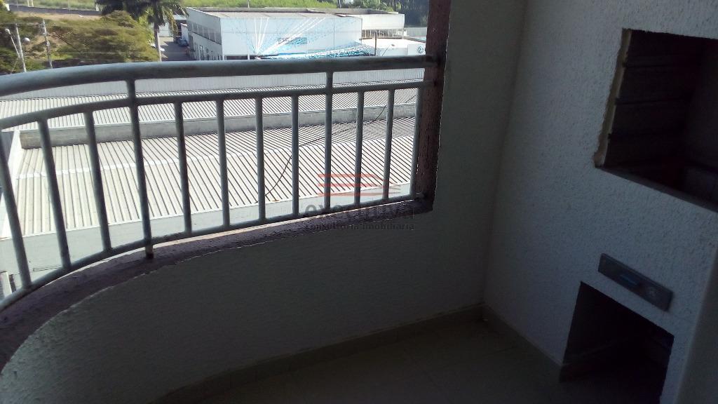 Apartamento residencial para locação, Jardim Califórnia, Jacareí.