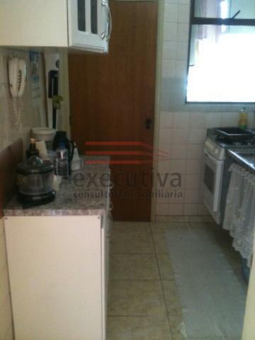 Apartamento residencial 57 m2 à venda, Parque Residencial Aquarius, São José dos Campos.