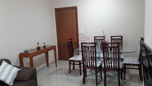 Lindo Apartamento Mobiliado 3 Dormitórios