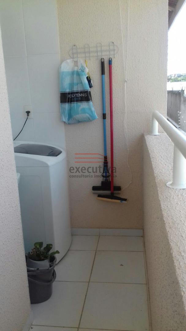 Apartamento residencial 48 m2 à venda, Villa Branca, Jacareí.