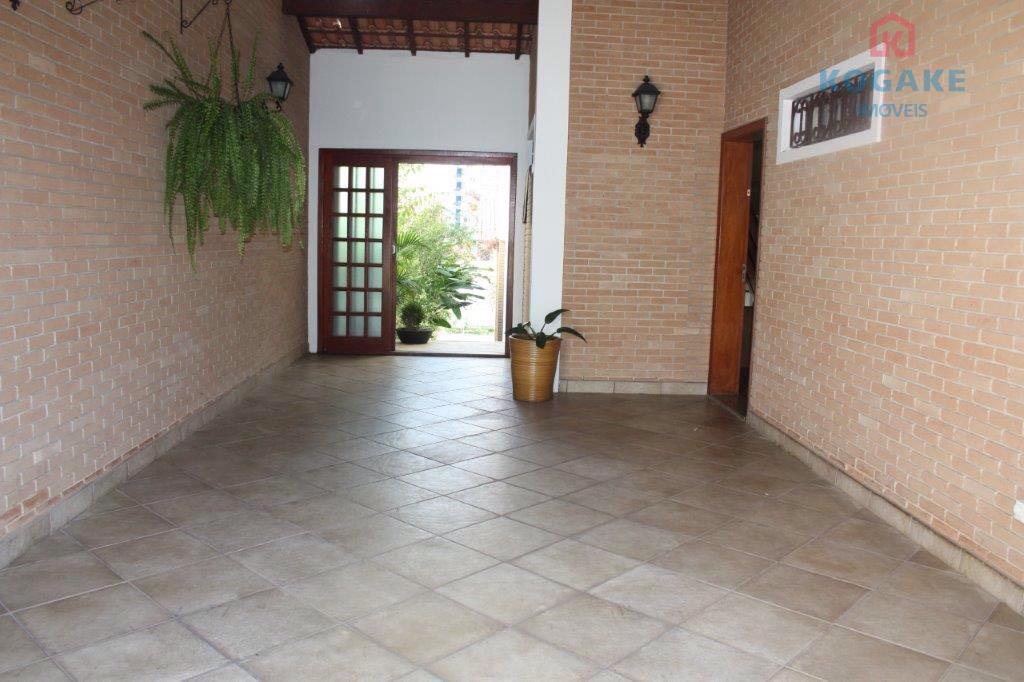 Casa residencial à venda, Jardim Esplanada II, São José dos Campos - CA1567.