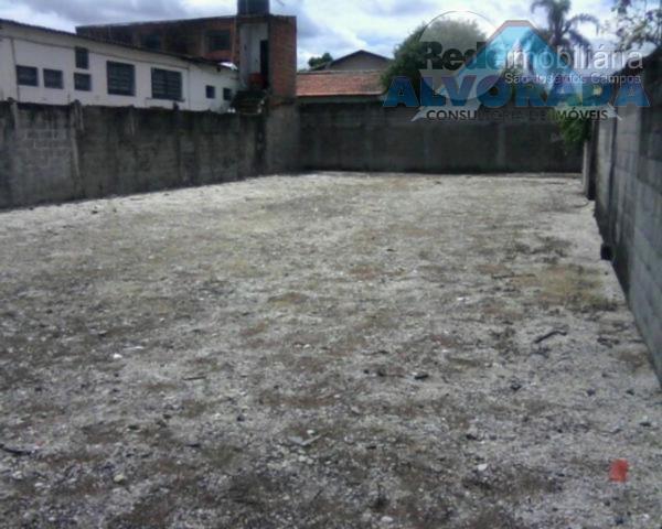 Terreno Residencial à venda, Jardim Colonial, São José dos Campos - TE0460.