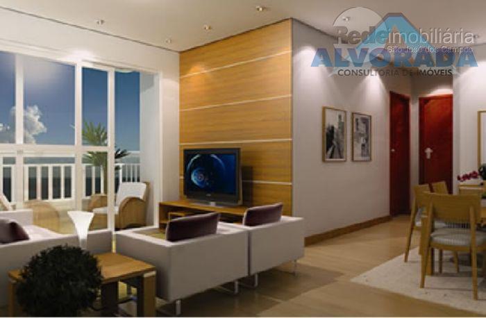 Apartamento Residencial à venda, Jardim Uirá, São José dos Campos - AP4017.