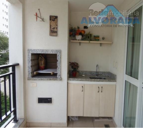 Apartamento residencial à venda, Jardim Aquárius, São José dos Campos - AP4572.
