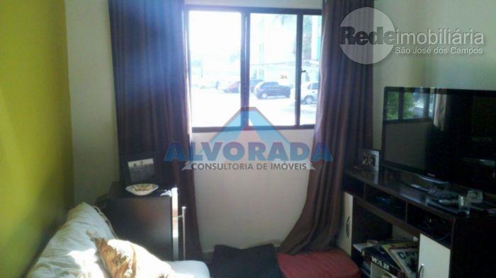 Apartamento residencial para locação, Conjunto Residencial Trinta e Um de Março, São José dos Campos - AP2714.