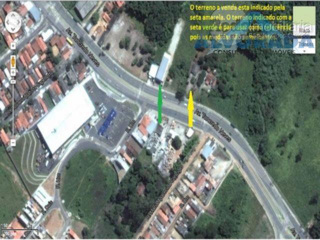 Terreno Residencial à venda, Bairro inválido, Cidade inexistente - TE0444.