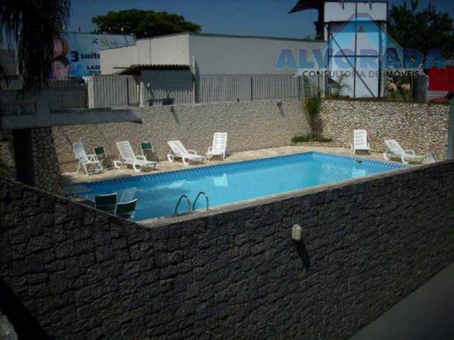Apartamento residencial à venda, Parque Residencial Aquarius, São José dos Campos - AP0731.