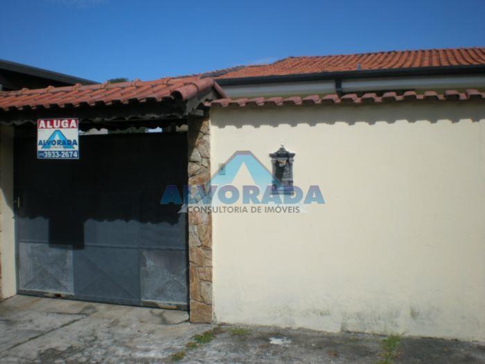 Casa residencial para locação, Jardim das Indústrias, São José dos Campos - CA0069.