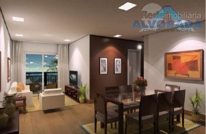 Apartamento residencial à venda, Jardim São Dimas, São José dos Campos - AP4037.