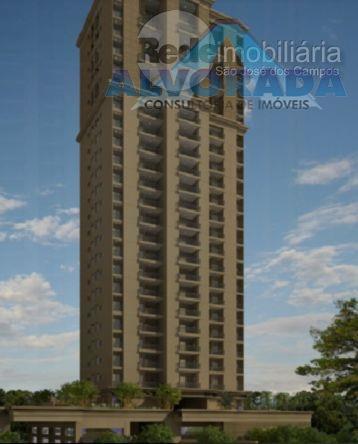 Apartamento residencial à venda, Jardim Aquárius, São José dos Campos - AP4142.