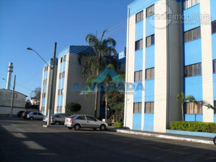 Apartamento residencial à venda, Conjunto Residencial Trinta e Um de Março, São José dos Campos - AP4274.