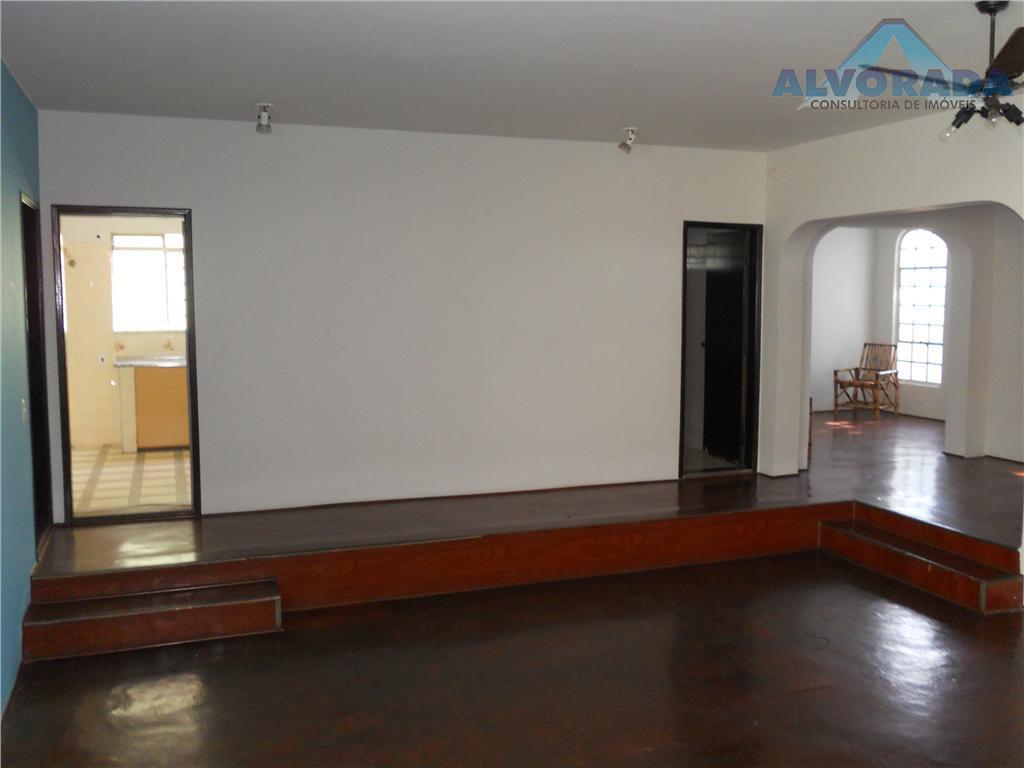Casa residencial à venda, Jardim Alvorada, São José dos Campos - CA0199.