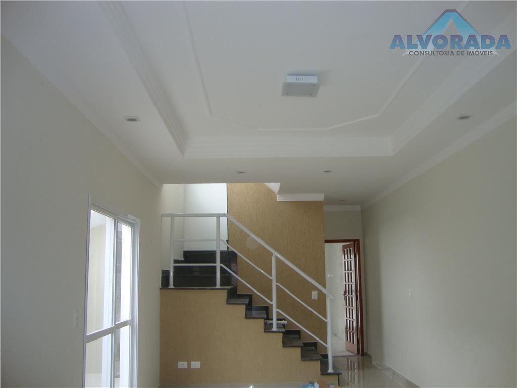 Sobrado residencial para locação, Jardim das Indústrias, São José dos Campos - SO1255.