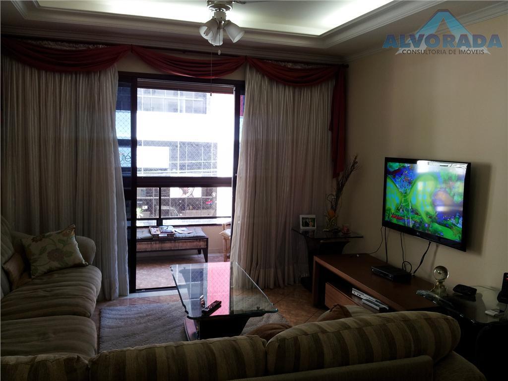 Apartamento residencial à venda, Parque Residencial Aquarius, São José dos Campos - AP3786.