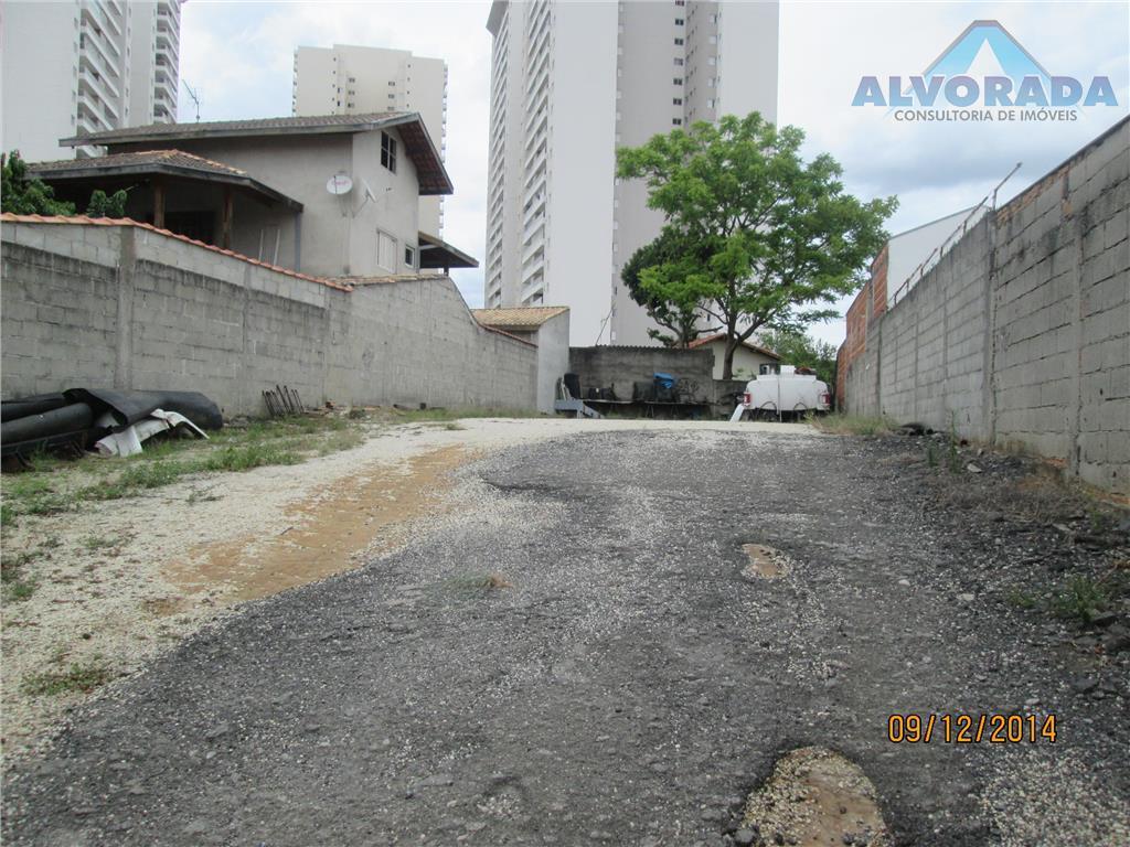 Terreno residencial à venda, Jardim das Indústrias, São José dos Campos - TE0504.
