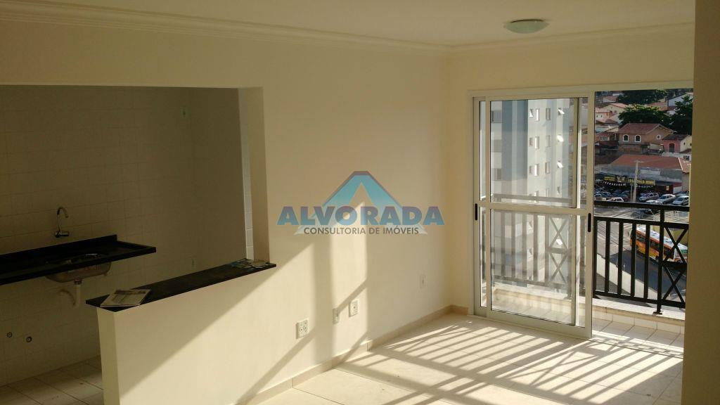 Apartamento residencial para locação, Monte Castelo, São José dos Campos - AP5162.