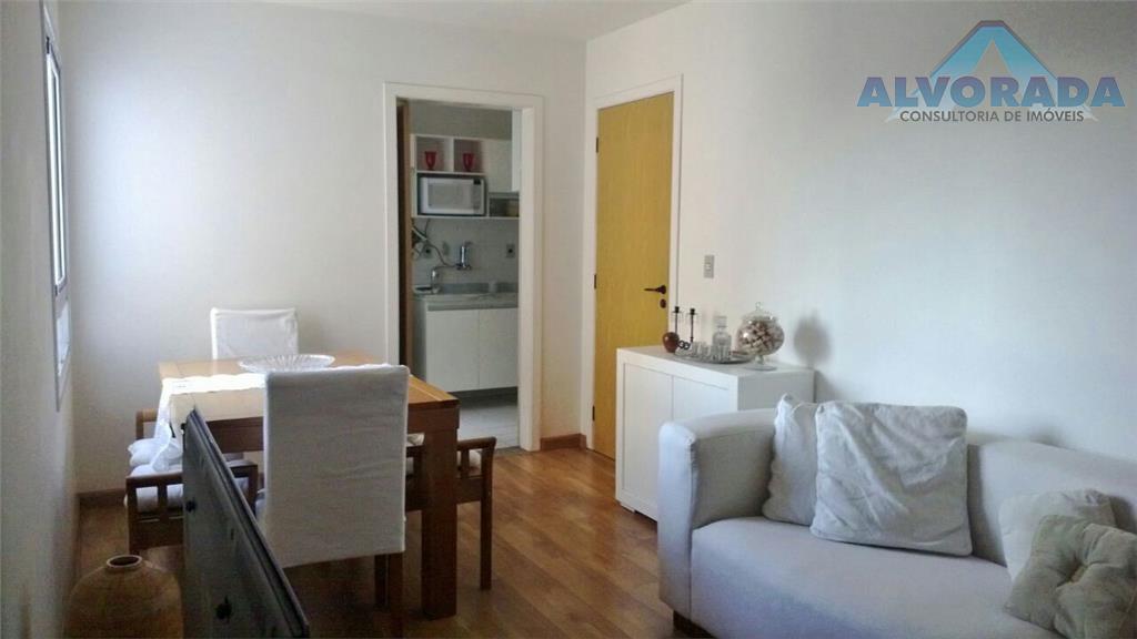 Apartamento residencial para locação, Jardim Esplanada II, São José dos Campos - AP5006.