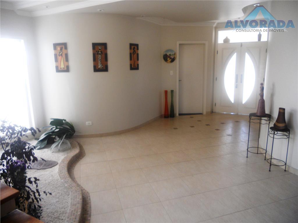 Sobrado em condomínio fechado no Sunset Park à venda, Jardim Aquárius, São José dos Campos.
