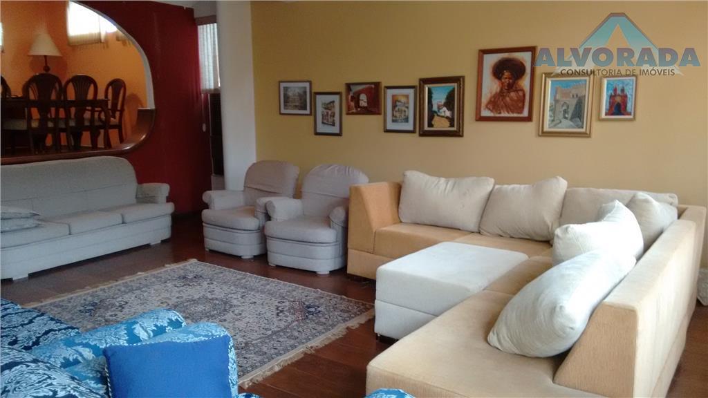 Sobrado residencial para venda e locação, Jardim Esplanada II, São José dos Campos - CA1278.