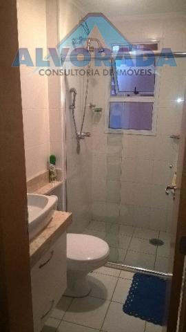 Apartamento residencial para locação, Jardim Satélite, São José dos Campos - AP5590.