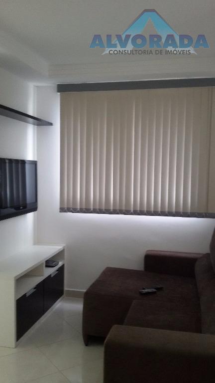 Apartamento  residencial para locação, Palmeiras de São José, São José dos Campos.