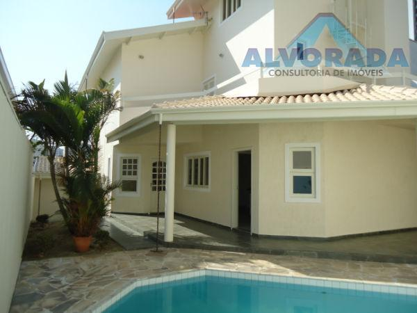 Sobrado residencial para venda e locação, Jardim das Colinas, São José dos Campos - SO1665.