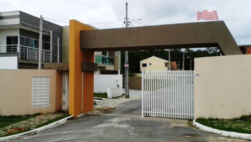 Sobrado residencial à venda, Itália, São José dos Pinhais.