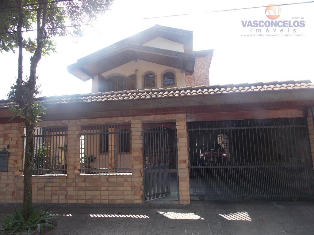 Sobrado  residencial à venda, Bosque dos Eucaliptos, São José dos Campos.