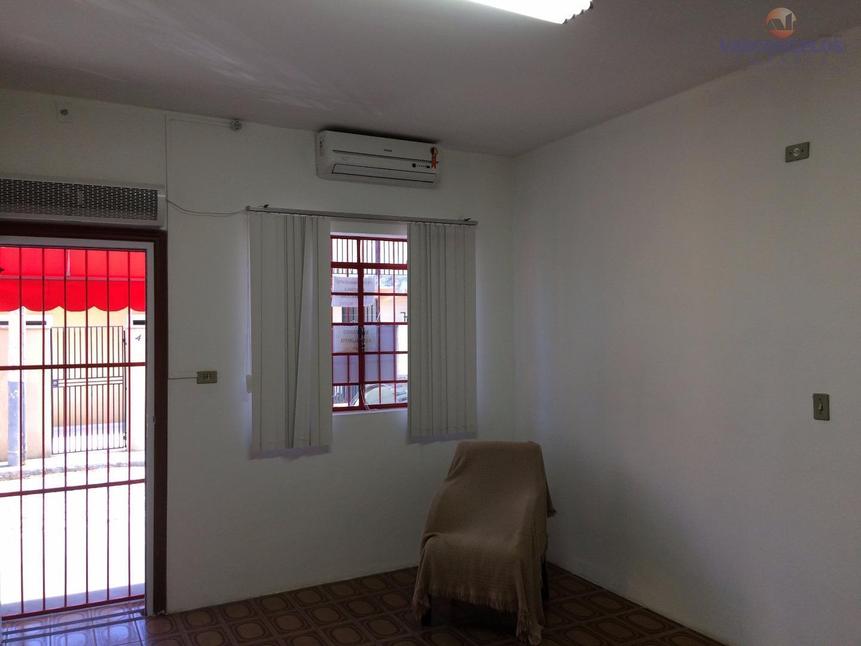 Casa comercial para locação, Jardim São Dimas, São José dos Campos.
