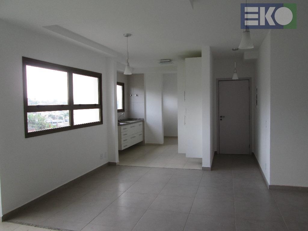 Apartamento residencial para venda e locação, Chácara São José, Arujá - AP0166.