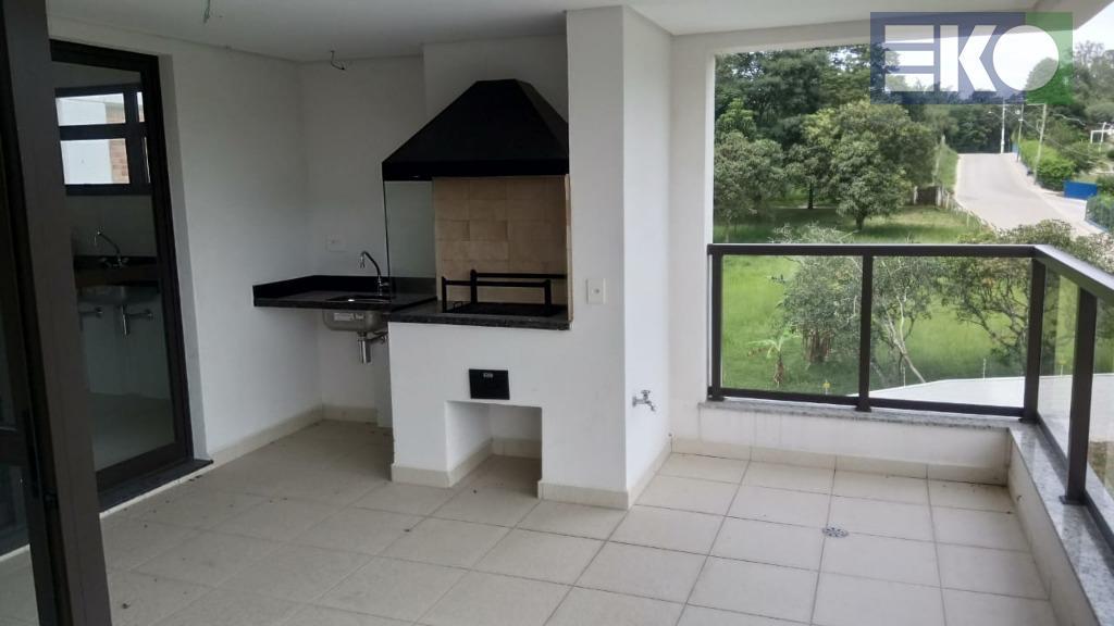 Apartamento com 3 dormitórios à venda, 192 m² por R$ 1.300.000 - Caputera - Arujá/SP