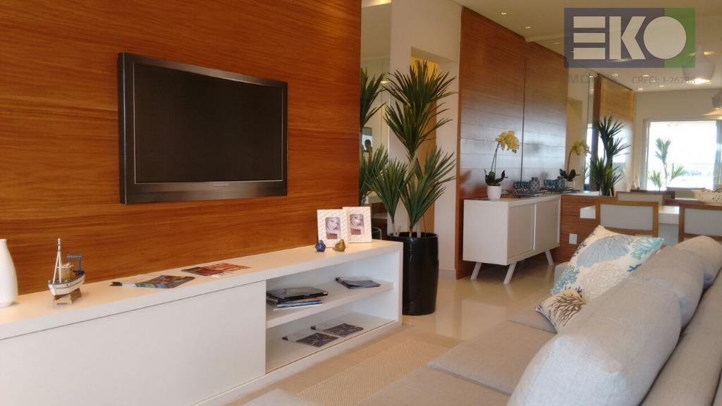 Apartamento com 3 dormitórios à venda, 132 m² por R$ 800.000 - Jardim Boa Vista / Máximus - Pindamonhangaba/SP
