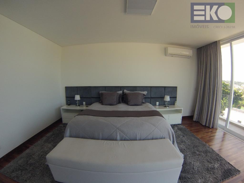 casa alto padrão à venda, condomínio arujazinho iv, arujábelíssima residência!altíssimo padrão!capa de revista!totalmente mobiliada!com 05 suítes...
