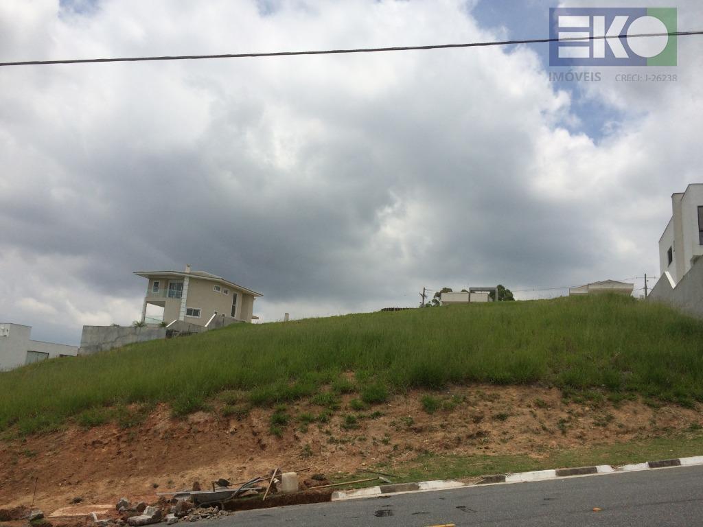 Terreno à venda, 386 m² por R$ 350.000 - Condomínio Real Park - Arujá/SP