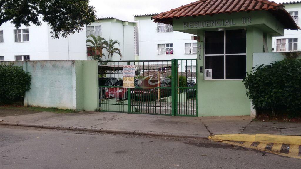 Apartamento residencial para venda e locação, Bosque dos Eucaliptos, São José dos Campos - AP3152.