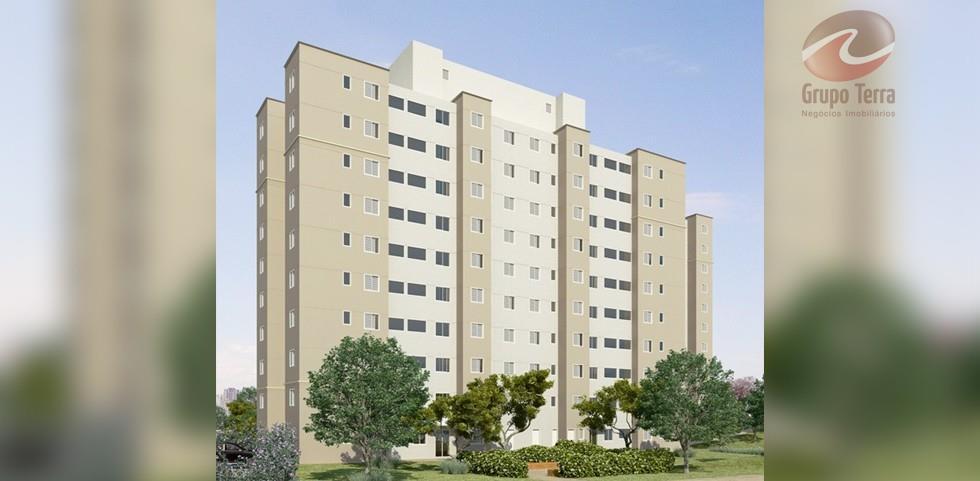 Apartamento residencial para locação, Jardim Ismênia, São José dos Campos - AP3893.