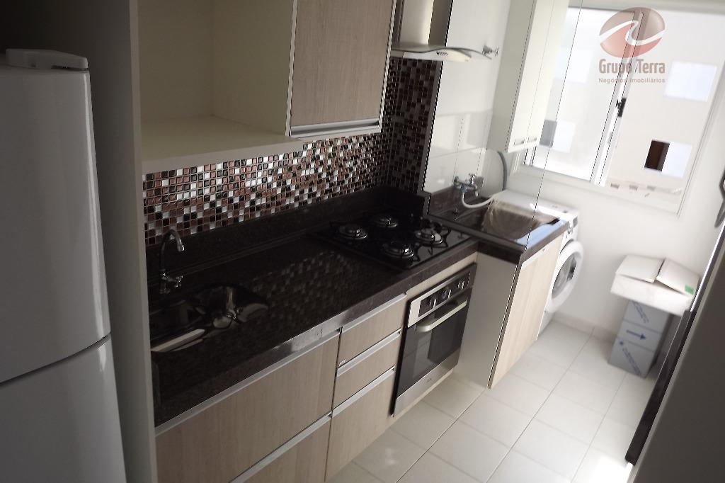 Apartamento residencial à venda, Putim, São José dos Campos - AP5236.