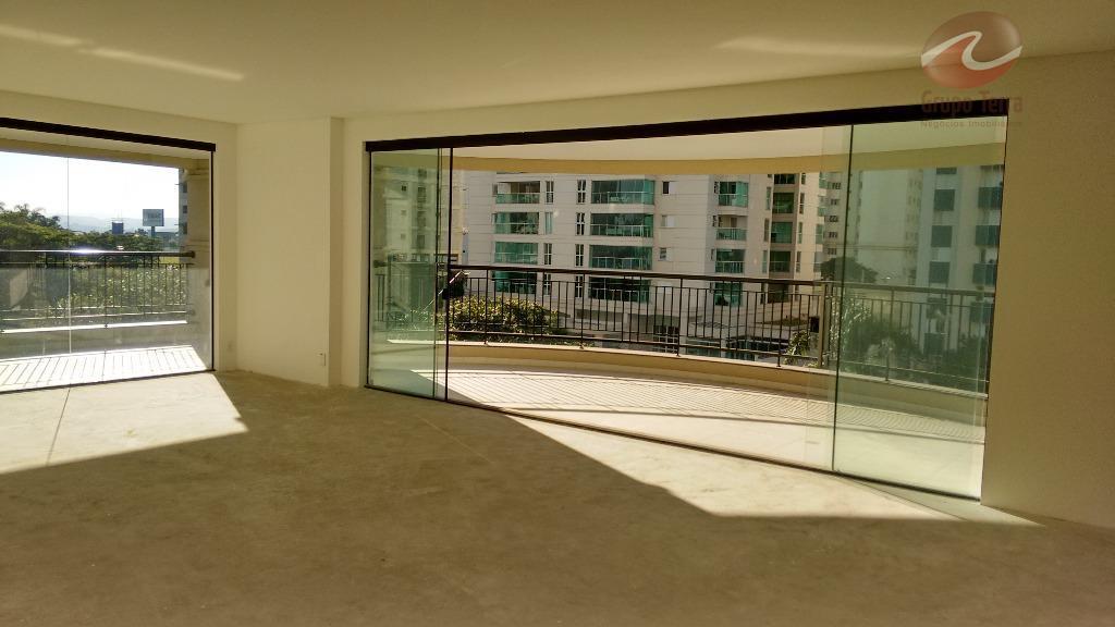 Apartamento residencial à venda, Parque Residencial Aquarius, São José dos Campos - AP5274.